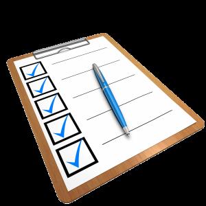 checklist sopralluoghi antincendio